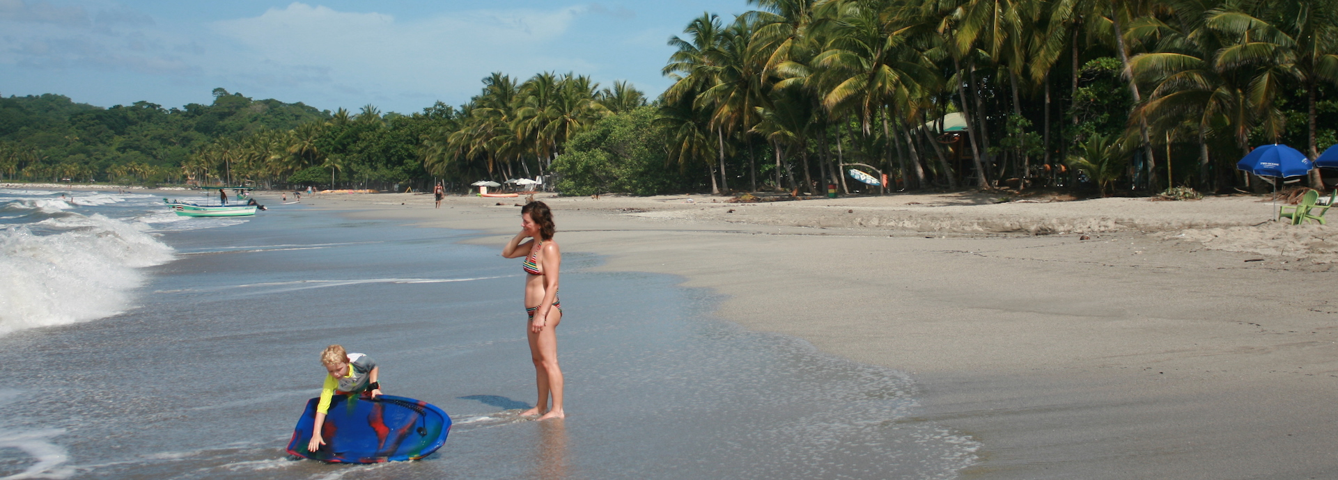 Southern Costa Rica Beaches Big Attraction For Family Vacations